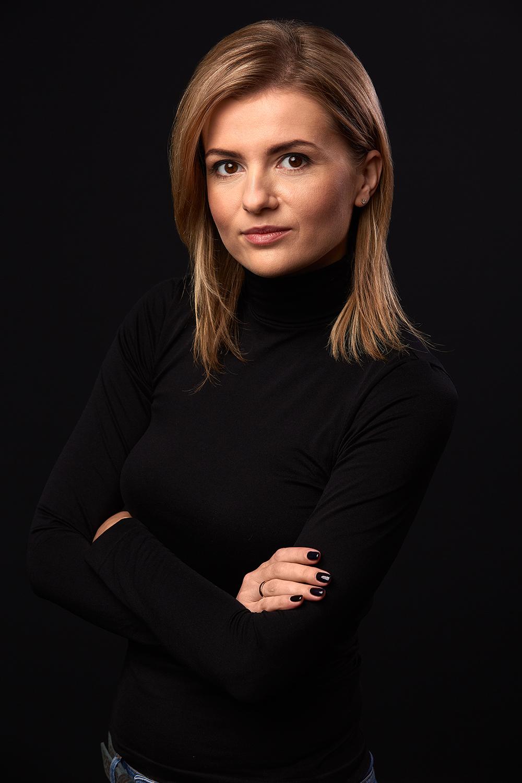 Portret biznesowy Natalia The Heart