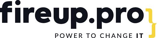logo fireup.pro