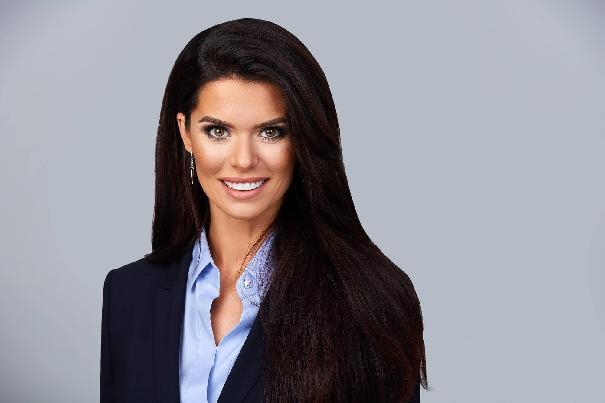 Sesja biznesowa kobieca
